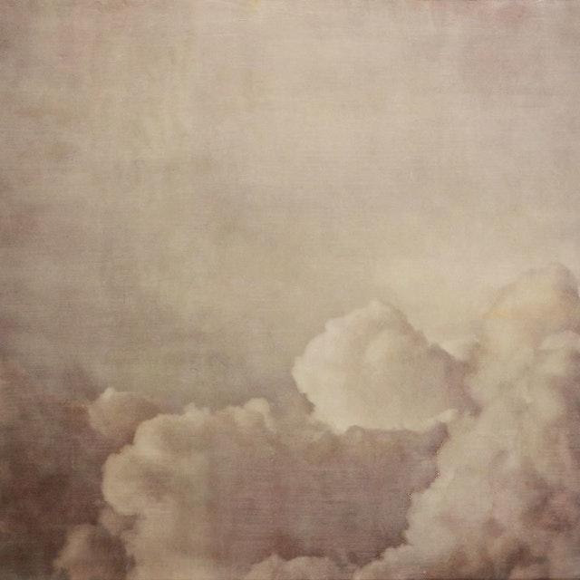 Cloud Study 7 (Gold Variant)