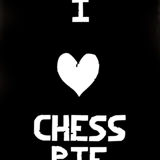 I Heart Chess Pie