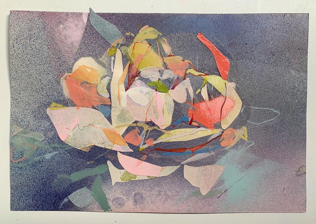Tulip Study No. 1