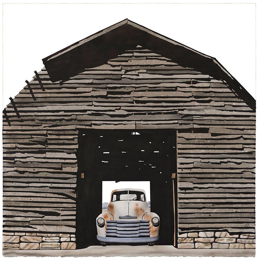 Fayette County Barn