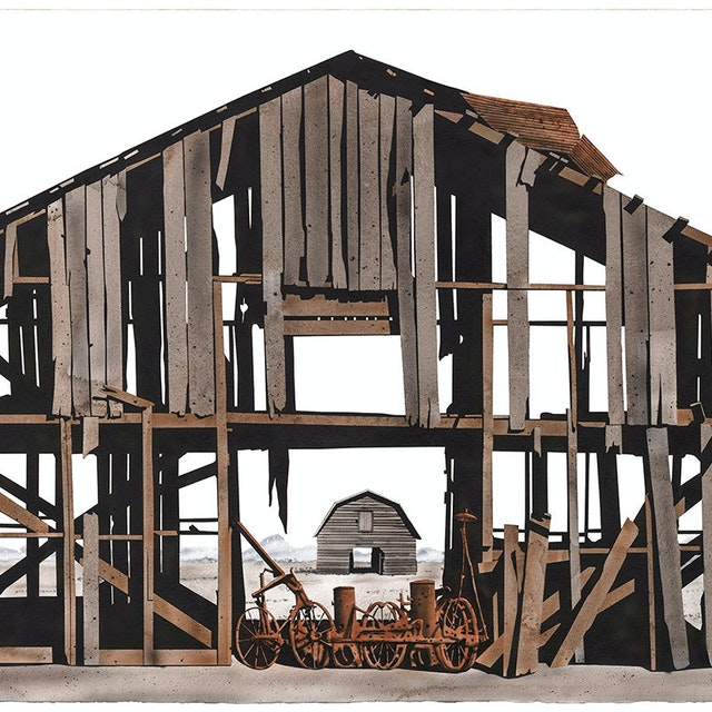 Hardeman County Barn