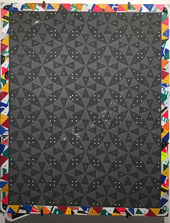 Ghost Quilt
