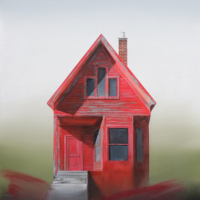 Untitled (Red House)