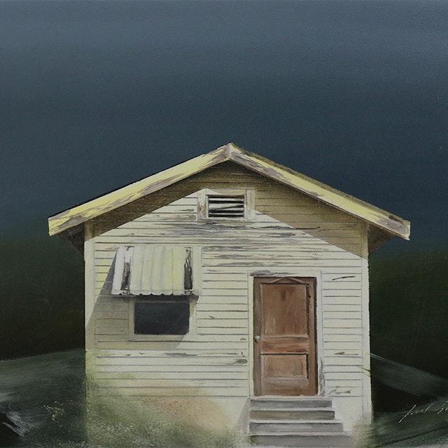 Untitled (Brown Door)
