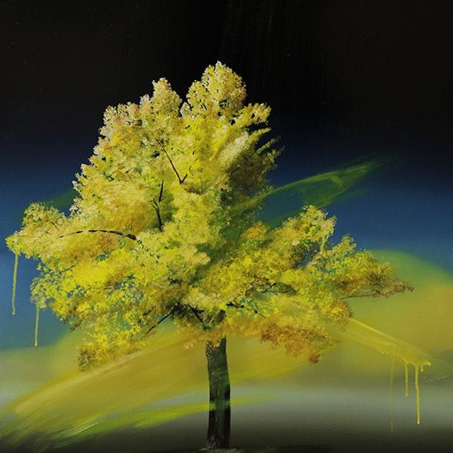 Untitled (Yellow Tree)