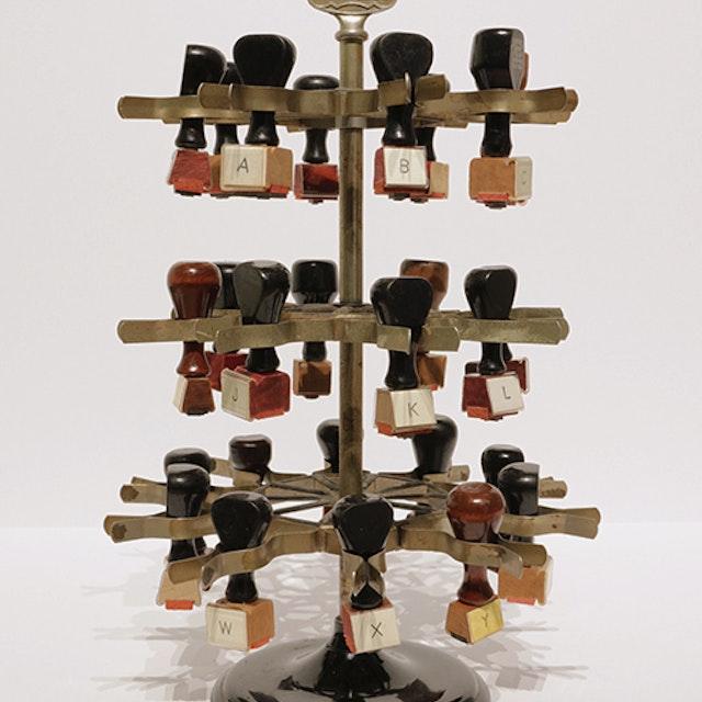 Alphabetanica Stamp Tree