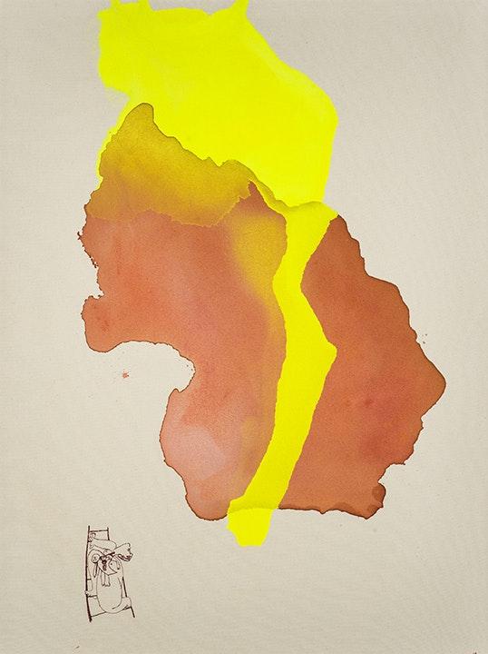 Unspeakable (Guernica sketch 9) 10