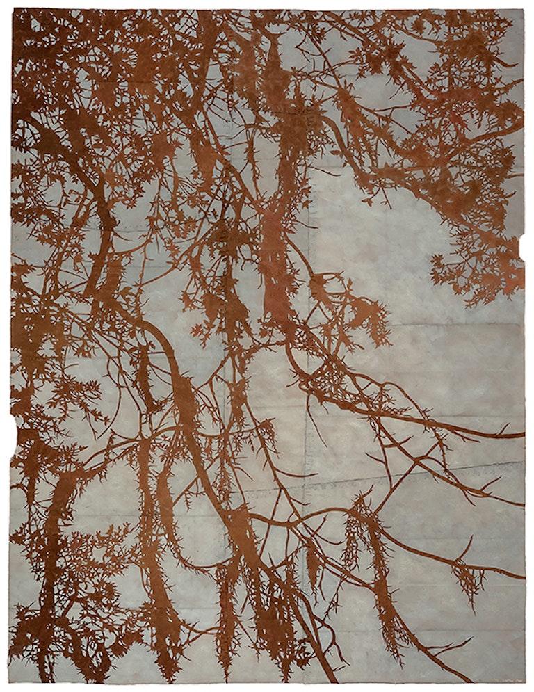 Leaf-sound, moss dream