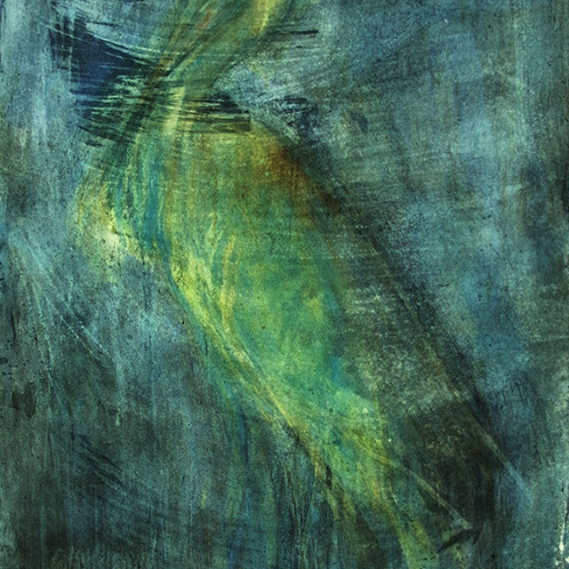 Untitled (Blue Pelican)
