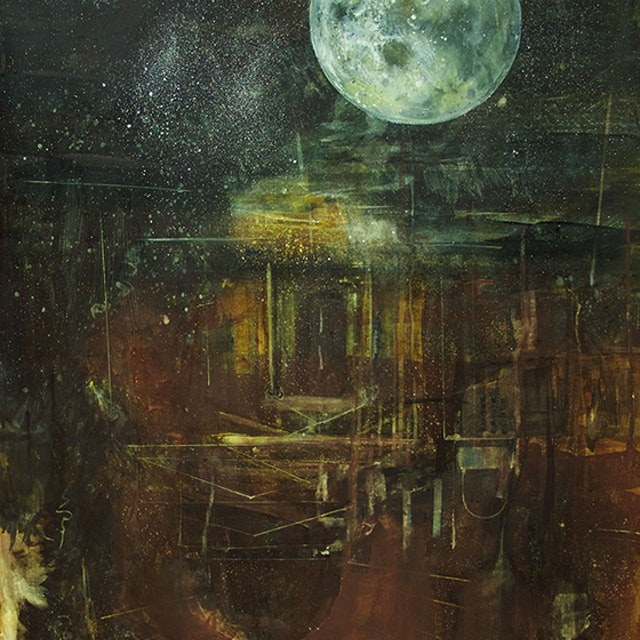 Untitled (Full Moon)
