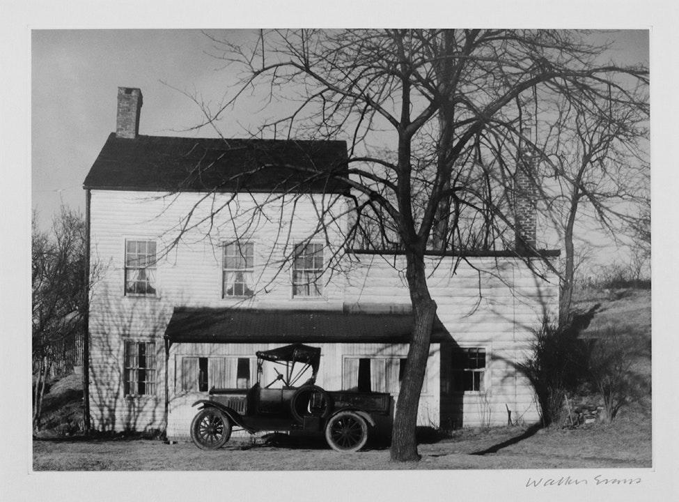 Westchester, New York, Farmhouse