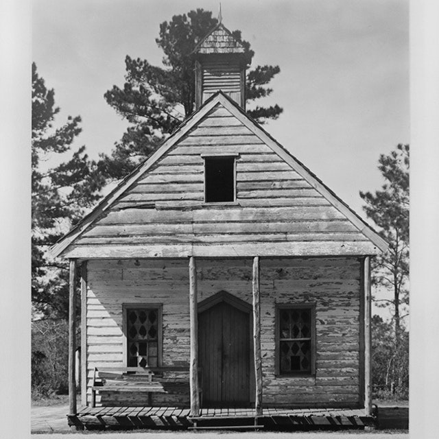 Wooden Church, South Carolina