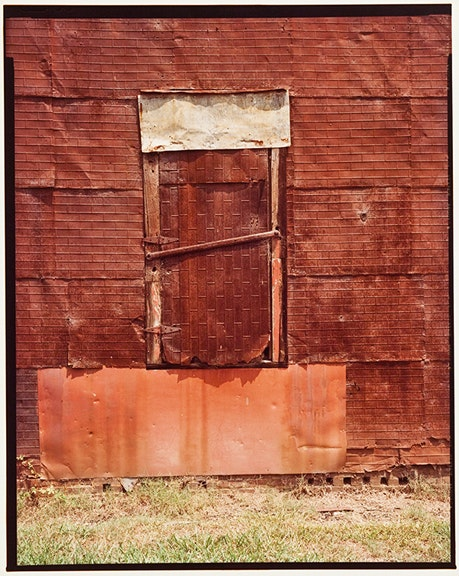 Untitled (Side Warehouse, Newbern)