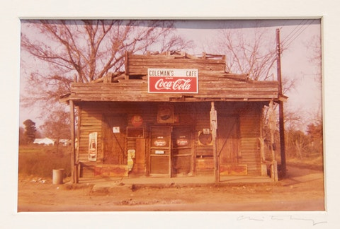 Untitled (Coleman's Cafe)