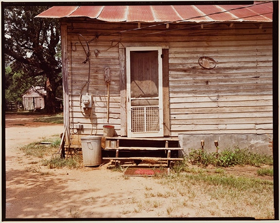 Untitled (White Door, Near Stewart, AL)