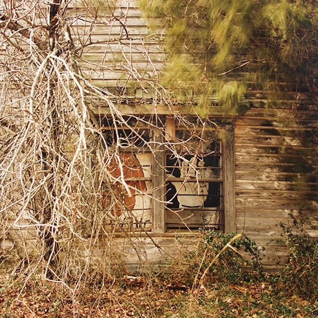 Windows Of Psalmist Building, (winter), Havana Junction Alabama