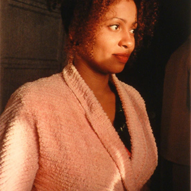 Lisa Nicole Carson, Batiste House, Eve's Bayou Portfolio, Louisiana, November, 1996