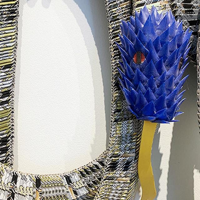Gold Snake (detail)