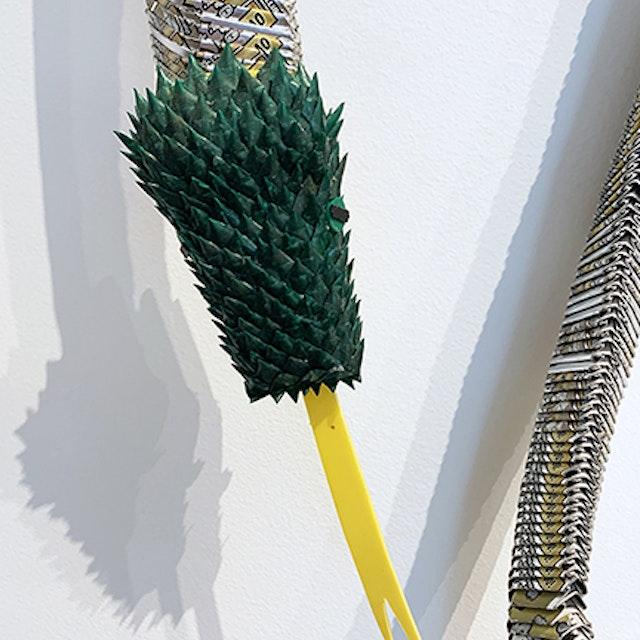 Silver Snake (detail)