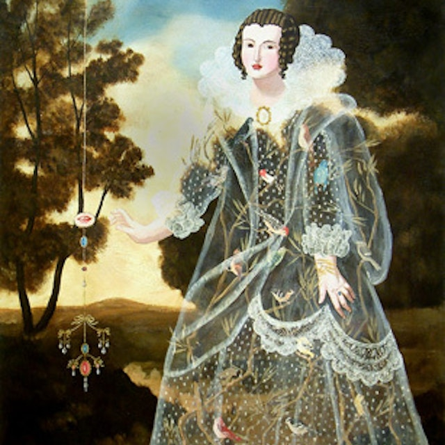As Lady With Birds