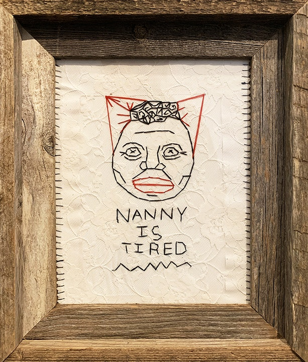 Nanny is Tired