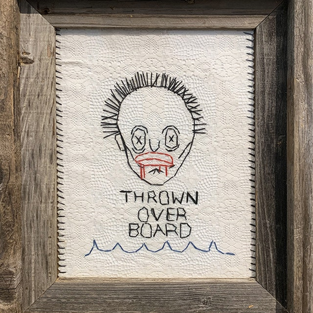 Thrown Overboard