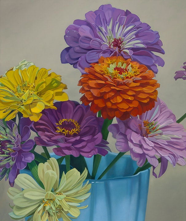 Flowers in Vase I