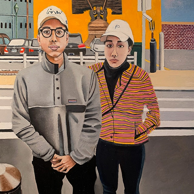 Asian American Gothic