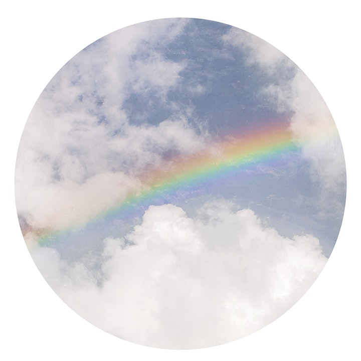Rainbow Circle 1