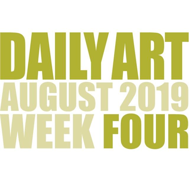 Dailyart 2019 week 04