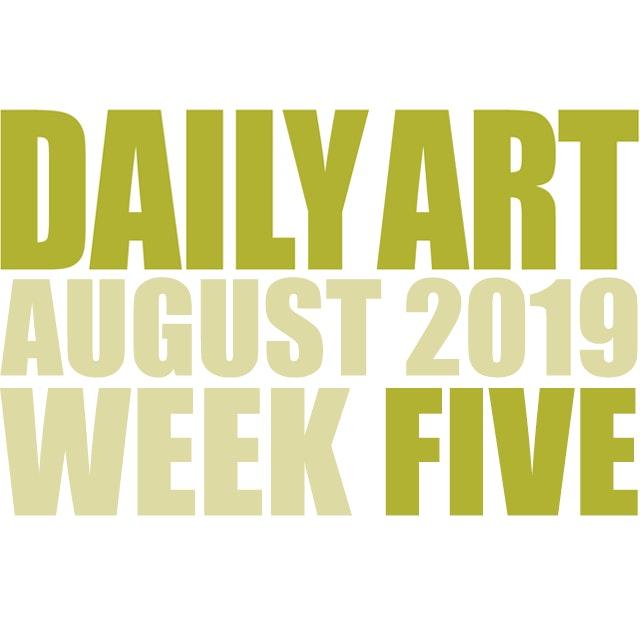 Dailyart 2019 week 05