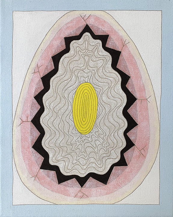 Untitled (Egg)