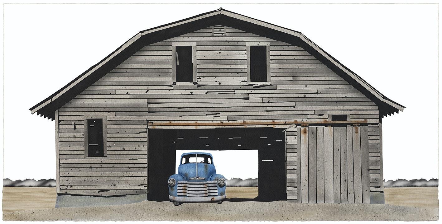 County Barn