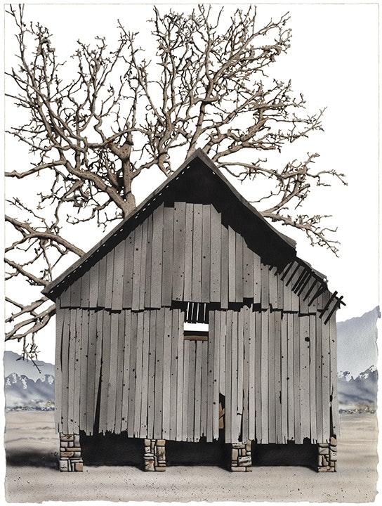 Ozark Barn