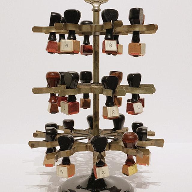 Alphabetanical Stamp Tree