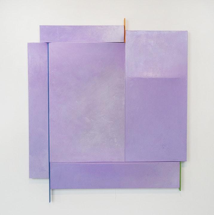 Untitled (Lavender)