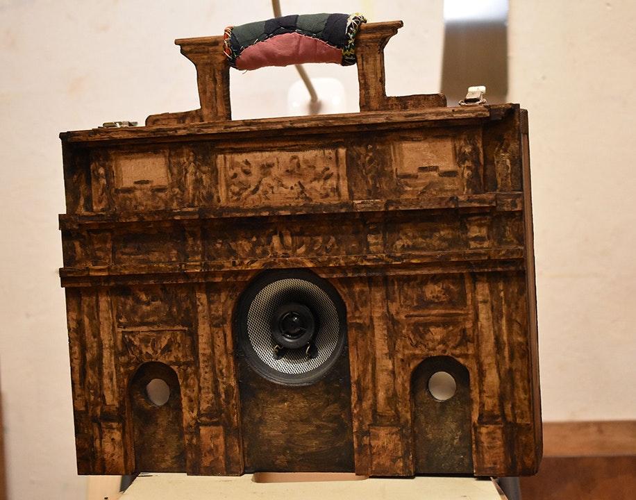 Justin Randolph Thompson - Briefcase Boombox
