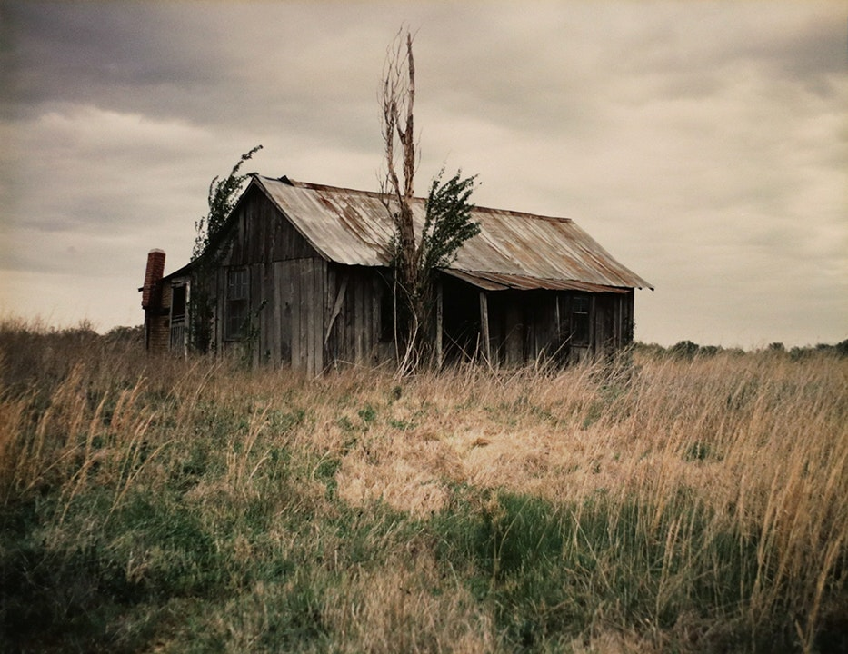 For Lucia, Series (abandoned house)