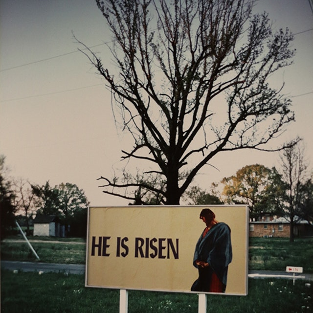 For Lucia, Series (He is risen)